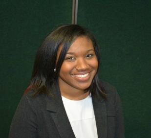 Ashley Stewart, 2015 Scholarship Recipient